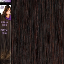 Modelgirl Partial Head Clip In Human Hair Extensions Colour 32
