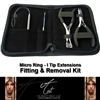 A-List I Tip Hair Extensions Tool Kit