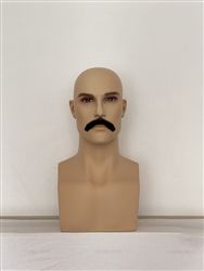 Adams Family Gomez Moustache. Real Human Hair