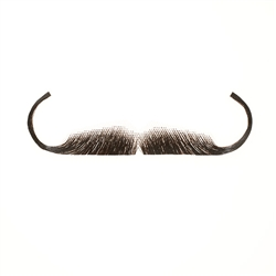 Fake Moustache Salvador Dali Real Human Hair