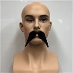 Fake Moustache Wyatt Earp Real Human Hair