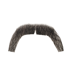 Fake Moustache Jason King Real Human Hair
