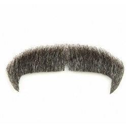 Fake Freddie Mercury Moustache. Real Human Hair
