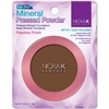Chocolate Mineral Pressed Powder Foundation