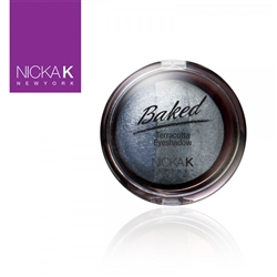 Terracotta Baked Eye Shadow | Triple Shade Sparkle Sky