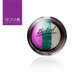 Terracotta Baked Eye Shadow | Triple Shade Sparkle Watermelon