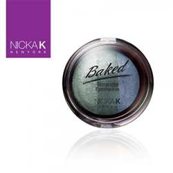 Terracotta Baked Eye Shadow | Triple Shade Sparkle Ocean