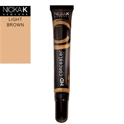 Light Brown Face Concealer by Nicka K