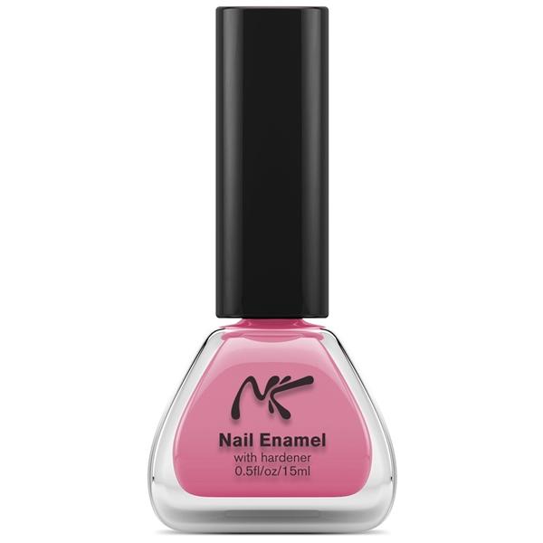 Pastel Pink Nail Enamel by Nicka K New York