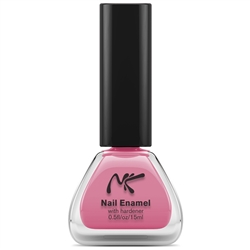 Pastel Pink Nail Enamel by Nicka K New York