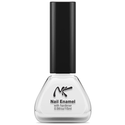 Really White Nail Enamel by Nicka K New York