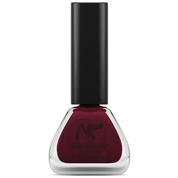 Plum Shimmer Nail Enamel by Nicka K New York