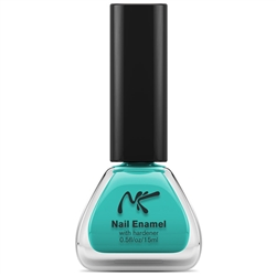 Cyan Nail Enamel by Nicka K New York