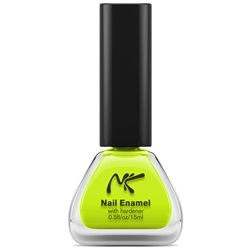 Yellow Nail Enamel by Nicka K New York