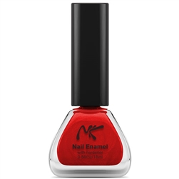 Golden Red Nail Enamel by Nicka K New York