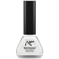 Crystal Clear Nail Enamel by Nicka K New York