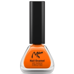 Hot Orange Nail Enamel by Nicka K New York