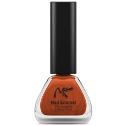 Vibrant Orange Nail Enamel by Nicka K New York