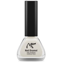 Swan White Nail Enamel by Nicka K New York