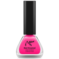 Hot Pink Nail Enamel by Nicka K New York