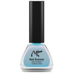 Bird Egg Blue Nail Enamel by Nicka K New York