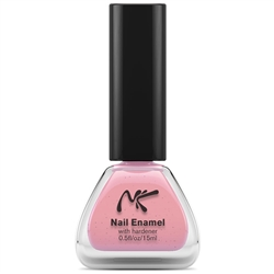 Bird Egg Pink Nail Enamel by Nicka K New York