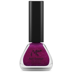 Glitter Purple Nail Enamel by Nicka K New York