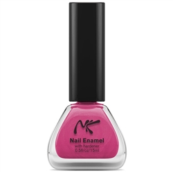 Fuchsia Shiffon Nail Enamel by Nicka K New York