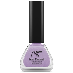 Heart Blue Nail Enamel by Nicka K New York