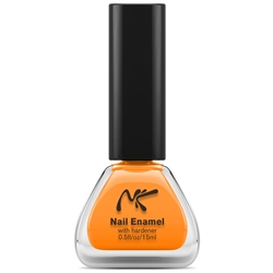 Pastel Orange Nail Enamel by Nicka K New York