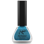 Sparkling Aqua Nail Enamel by Nicka K New York