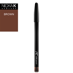 Classic Brown Eyeliner Pencil by Nicka K New York
