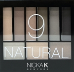 Perfect Natural Eye Palette by Nicka K New York
