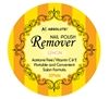 Lemon Fragrance Nail Polish Remover Pads
