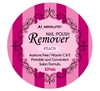 Peach Fragrance Nail Polish Remover Pads