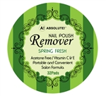 Spring Fresh Fragrance Nail Polish Remover Pads