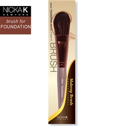 Professional Makeup Artist's Foundation Brush