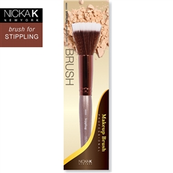 Professional Makeup Artist's Stippling Brush