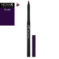 Plum Automatic Lip Liner Pencil by Nicka K New York