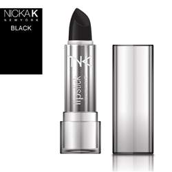 Black Cream Lipstick by NKNY