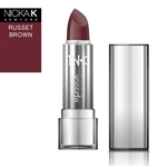 Russet Brown Cream Lipstick by NKNY