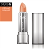 Vibrant Orange Cream Lipstick by NKNY