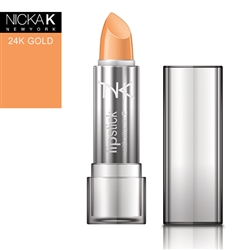 24K Gold Cream Lipstick by NKNY
