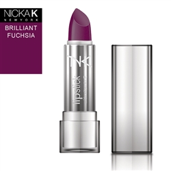 Brilliant Fuchsia Cream Lipstick by NKNY