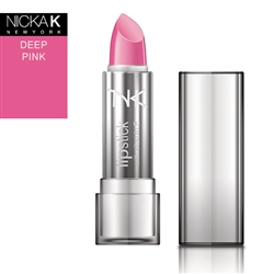 Deep Pink Cream Lipstick by NKNY