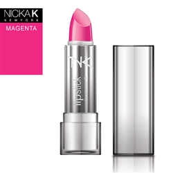 Magenta Cream Lipstick by NKNY