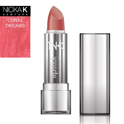 Coral Dreams Cream Lipstick by NKNY