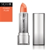 Power Plum Orange Cream Lipstick by NKNY