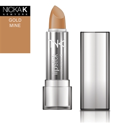 Gold Mine Cream Lipstick by NKNY