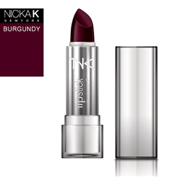 Burgundy Cream Lipstick by NKNY